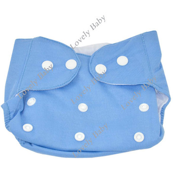 New Washable Breathing Baby Cloth Diaper Nappies Nappy Diapers 6 Colors 8000