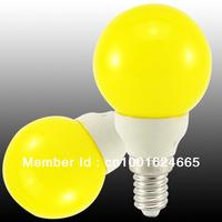 Color  White light bulb energy saving LED bulb lamp Spot light lamp holiday lamp holiday lighting  0.5W E14 E27 B22 110-260V