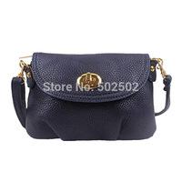 New 2014 Fashion Handbag PU bag Women Restore ancient ways Mini  Messenger Bags Candy Color Bag For shoulder bags women