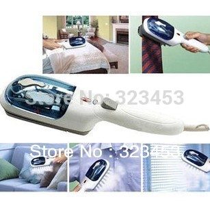 Free Shippment Multifunction electric iron Portable cleaner electric iron Steam dry brush 2106,#yphb-F012(China (Mainland))