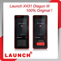 X431 Diagun iii 2014 Top selling New arrival Launch X-431 Diagun 3 Super scanner Original get x431 idiag as gift
