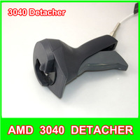 1pcs  Sensormatic super tag detacher gun AMD 3040, handle supertag sensormatic gun Detacher