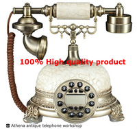 Retro Resin Telefone for the Home or Office 100% high quality products with caller ip function & Chinese famous brand