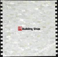 Sea shell mosaic mother of pearl tile backsplash MOP007 brick sea shell tiles white mother of pearl tiles bathroom mosaic tile