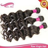 Free Shipping GS Hair Unprocessed Cheap Virgin Hair Weft Brazilian Natural Wave brazilian virgin hair wet and wavy