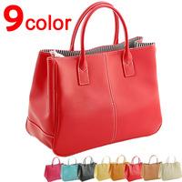 2015 Candy Color Bag Women Handbag Orange Bag Portable Shoulder Tote Women Bags bolsas femininas bolsas de marcas famosas 2014
