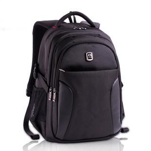 Male backpack travel backpack female middle school students school bag double-shoulder travel bag laptop bag 15 double-shoulder