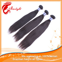 Brazilian straight virgin hair 3pcs lot mix size human hair queen hair products grade 5a weave hair unprocessed free shipping
