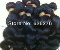3 pcs Same Inch lot- brazilian body wave,100% human virgin hair weave ,Grade 6A,unprocessed hair weft bundle piece