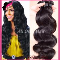 "Cheap 5A Malaysian Virgin Hair Body Wave 8""-30"",Can Be Dyed Malaysian Body Wave Natural Black Hair 4Pcs Lot,Human Hair Extension"
