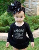 Newest Baby girl tutu rompers ruffle long sleeve 6 pcs/lot free shipping