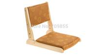 (2pcs/lot)  living room designs natural color floor foldable tatami kotatsu chair