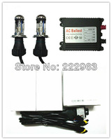 Wholesale 25sets/Lot 55W Bi-beam HID Kit H4 Hi/Lo H13 Hi/Lo 9004 Hi/Lo 9007 Hi/Lo 55W Slim ballast, Freeshipping via DHL Fedex