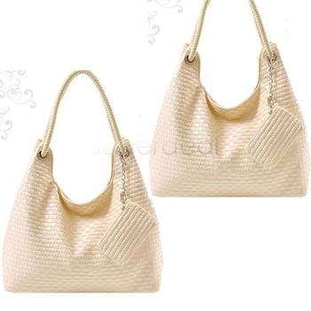 New Korean Style Lady Handbag Shoulder Bag Women PU Leather Bag Messenger Purse 10