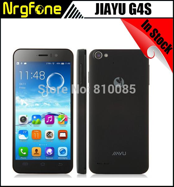 "Original Jiayu G4S phone jiayu G4 MTK6592 Advanced Octa Core 4.7"" 2GB RAM 16GB ROM Android 4.2 13MP Smart phones 3000mah battery(China (Mainland))"